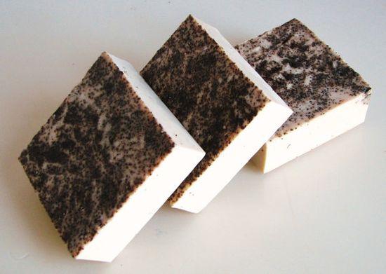 Vanilla Caffe Soap - Handmade Soap - Vegan Soap - Coffee Soap- Soap Gift