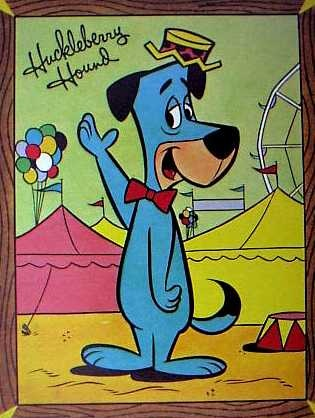 """""""The Huckleberry Hound Show"""" (1958-62)"""