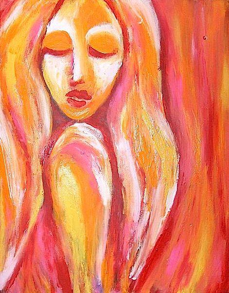 painting - Christina Robertson