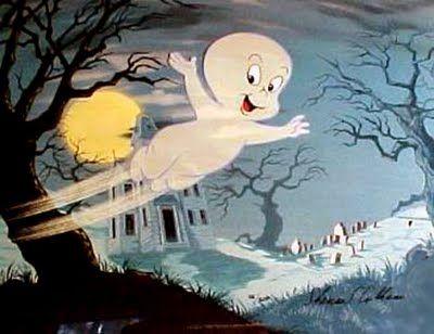 I loved watching Casper cartoons!