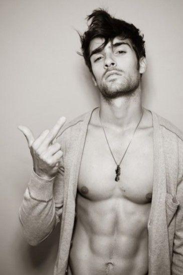 Pierre Barreda / #hot #model