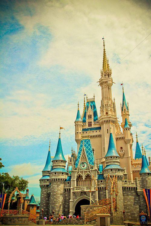 Cinderella's Castle!  www.TalkDisney.com