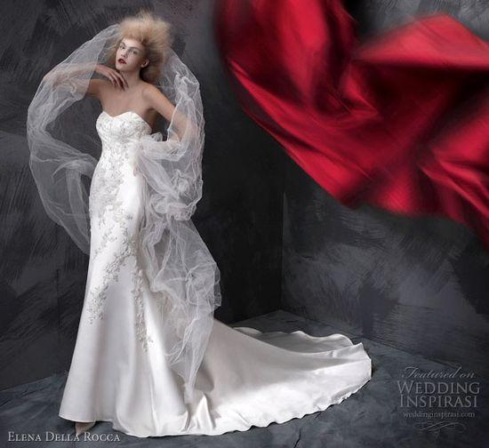 Elena Della Rocca Wedding Dresses