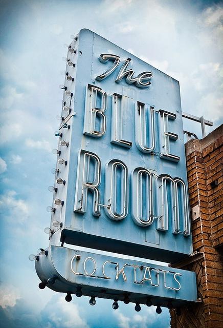 The Blue Room    916 So. San Fernando Road  Burbank, CA
