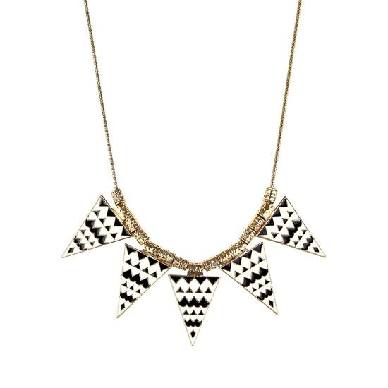 Triangle Geo Necklace