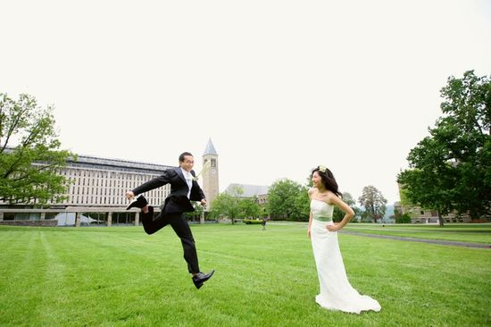Cornell Wedding Photo, submitted by Ivy Yeung