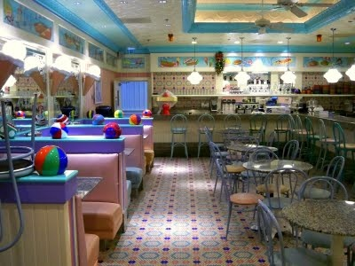 Beaches & Cream Soda Shop at the Beach Club Resort