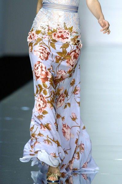 Valentino.  Beautiful skirt!