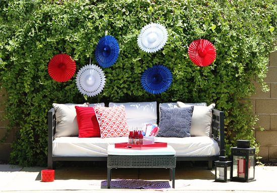 4th of july party decor ideats
