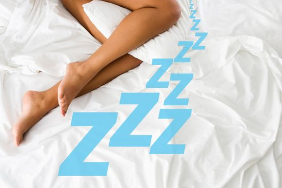 5 Tips to Get an Good Night's Sleep Naturally