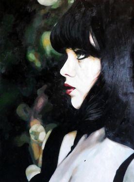 "Saatchi Online Artist thomas saliot; Painting, ""Beauty spot"" #art"