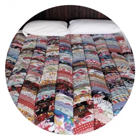 Handmade quilts from Beatnik Bazaar