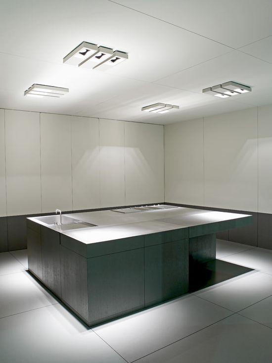 Minimalist interior design kitchen
