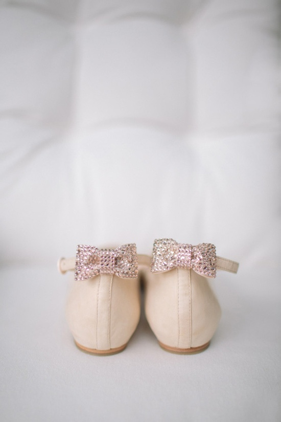 flats tied up with bows by www.aliceandolivi...  Photography By / troygrover.com