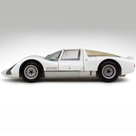 "1966 Porsche 906 (aka Carrera 6) ""the last street-legal racing car from Porsche"" 50 produced for homologation into the Group 4 Sports Car class. (Ferdinand Piëch, Porsche R) 1300lbs, 220hp."