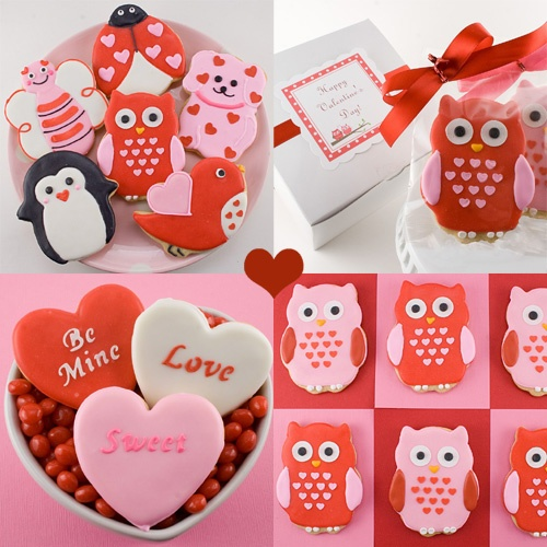 Owls for Valentine's Day!
