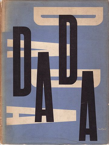 DaDa book cover designed by Paul Rand.