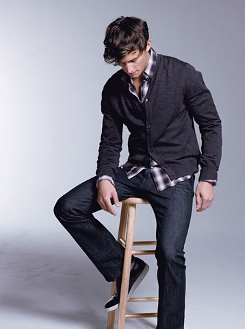 Fashion: Men's fashion