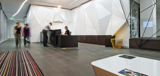 Wood and Grieve Engineers recently took occupancy of a new office space in Perth and worked in collaboration with Woodhead