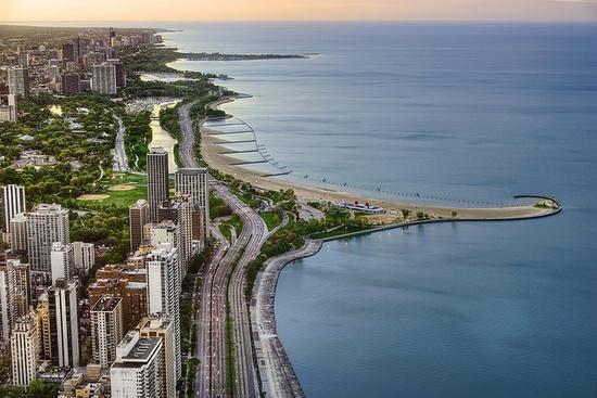 Lakeshore Drive - Chicago Illinois