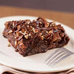 Chocolate Bread Pudding Recipes