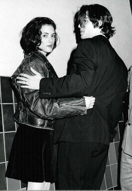 Winona & Johnny