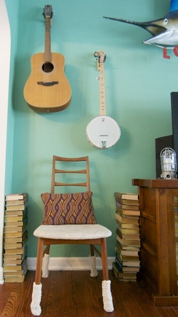 Music room colors