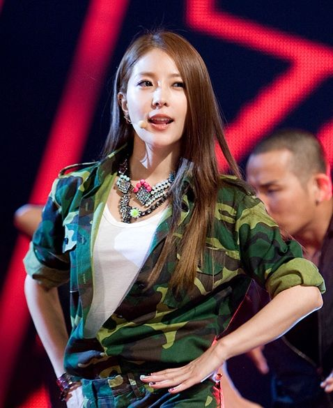 BoA promises to control her emotions on 'K-Pop Star Season 2?