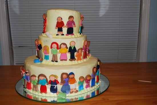 Community Cake Recipe