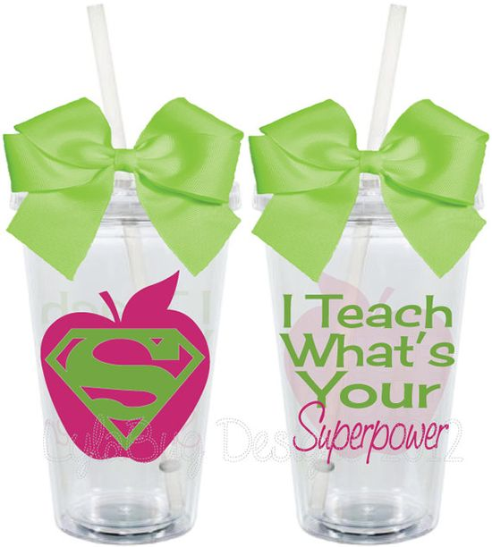 LOVE this for teacher gifts!