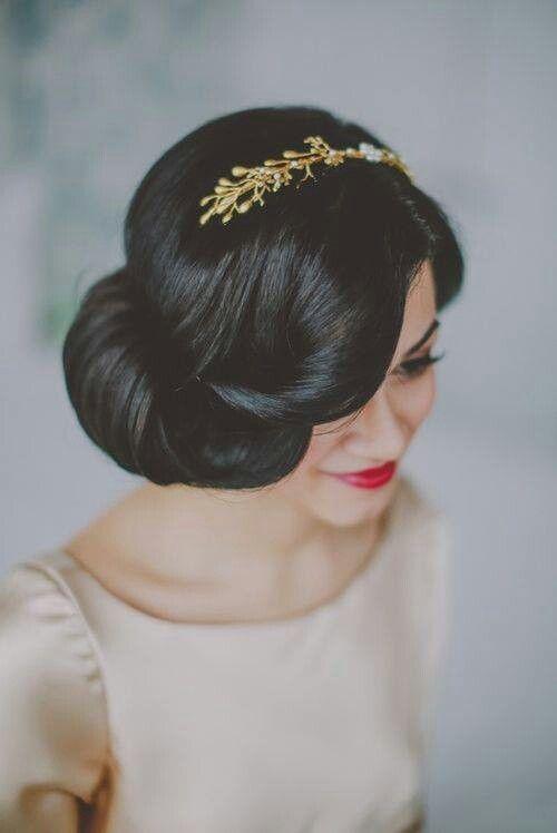 Hair style, gorgeous!