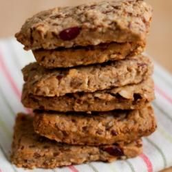 "Strawberry Protein Bars With Raisins: This delicious ""no-bake"" recipe combines strawberry whey protein powder, raisins, oats and peanut butter to make a healthy and high protein bar."