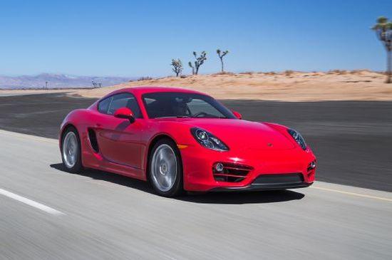 2014 Motor Trend Car of the Year Contender: Porsche Cayman - Motor Trend WOT