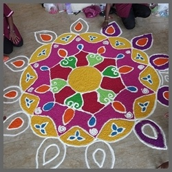 I want to make a Kolam!!