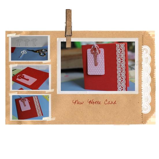 homemade card