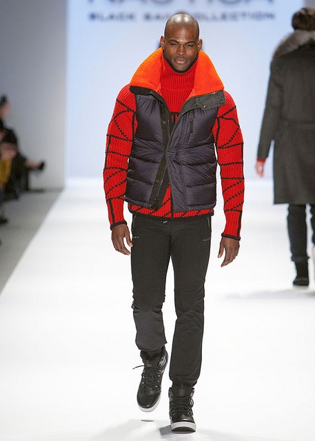 Nautica Men's Fall 2013 Fashion Show