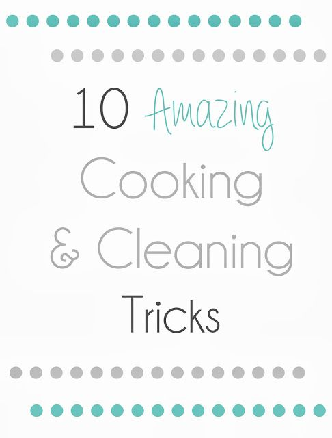 Thrifty Cooking Tips - some simple and really good tips