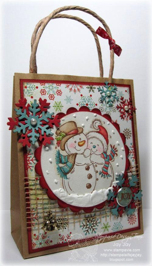 Gift Bag Christmas