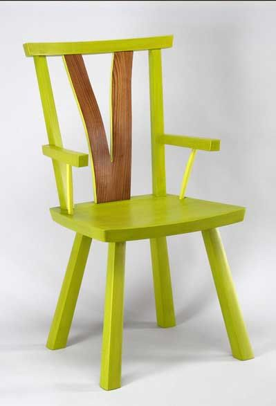 Green Line Chair