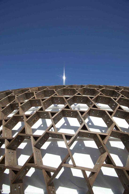 Chun Qing Li of Pavilion Architecture