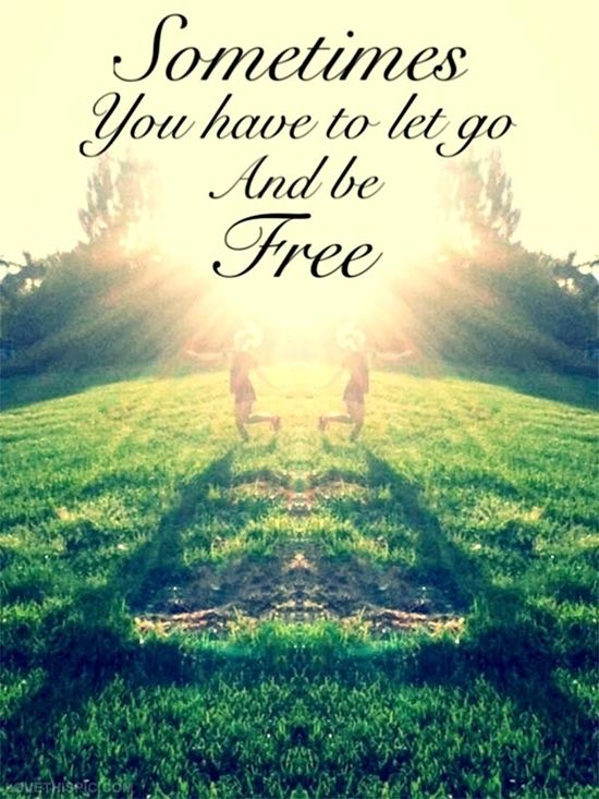 let go and be free life quotes quotes positive quotes photography quote sunlight life quote free grass positive quote let go b