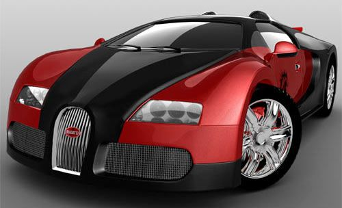 The most expensive commercially available car is the Bugatti Veyron