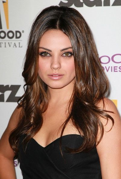Brown Hairstyle Trends