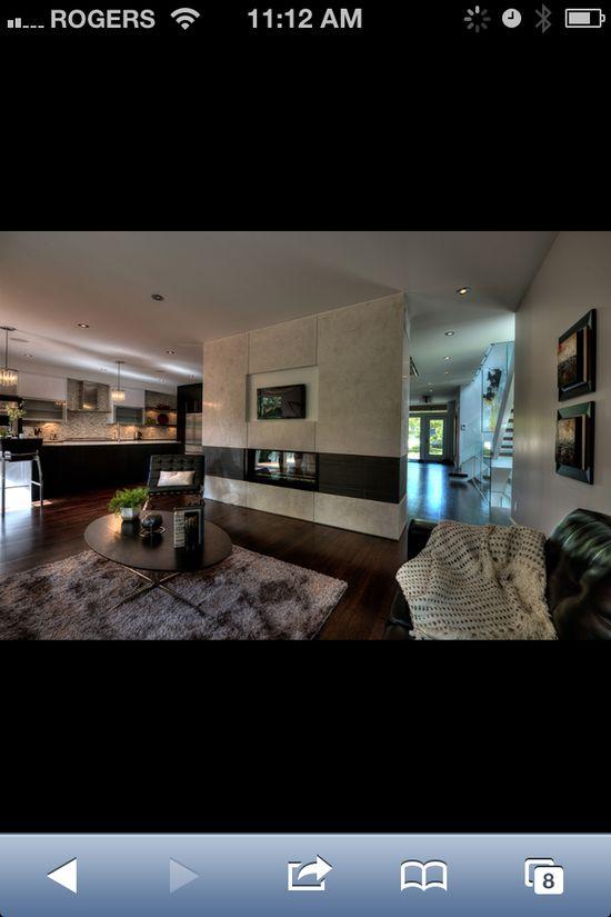 Contemporary home design idea