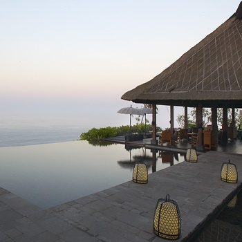 Bali resorts, 5 star luxury hotels on the ocean - Bulgari Hotel Resort