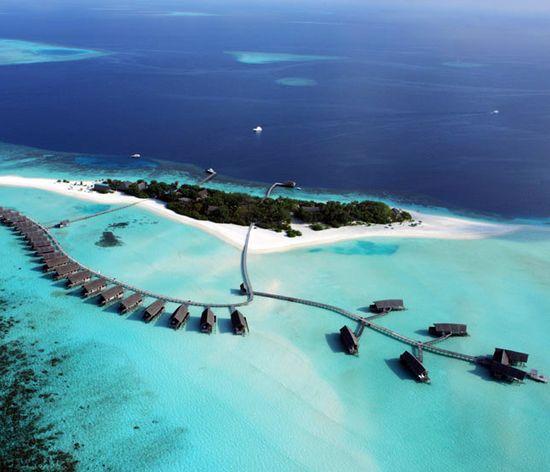 Cocoa Island Resort @ Maldives