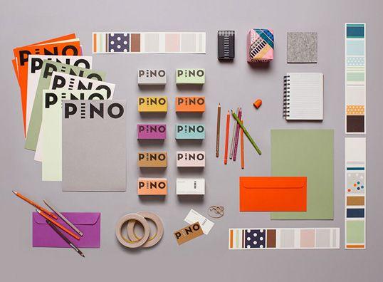 PINO - Identity Design