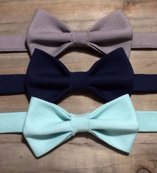 Handmade Bow Tie- Newborn Baby Toddler Adult Bow tie- Photography Prop-Weddings- Special Occasion- on Etsy, $16.00