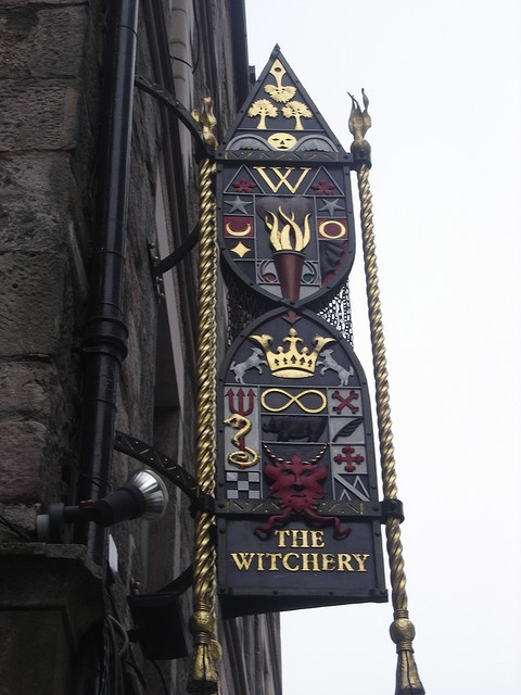 The Witchery, Edinburgh