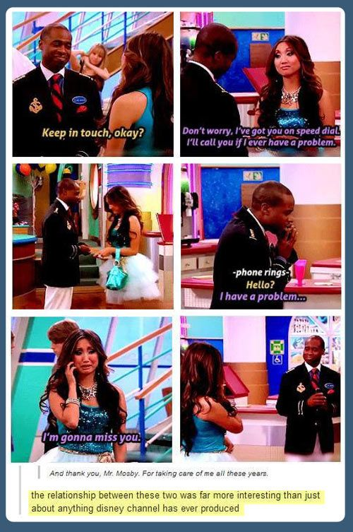 The best relationship in Disney ever…
